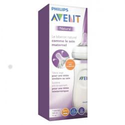 Avent Natural Biberon 330 ml 6 Mois et +