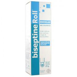 Bayer Santé Biseptine Roll Remodelage des Cicatrices 20 g
