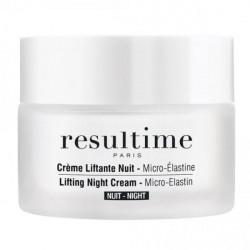 Resultime Crème Liftante Micro-Élastine Nuit 50 ml