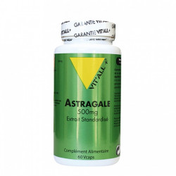 VIT'ALL + ASTRAGALE 60 CAPSULES 500MG
