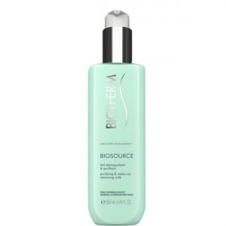Biotherm Biosource Lait démaquillant clarifiant 200 ml