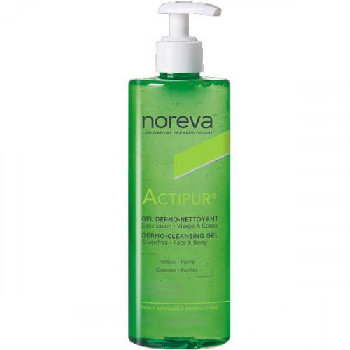 Noreva Actipur Gel Dermo-Nettoyant 400 ml