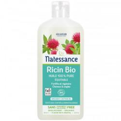 Natessance Huile de Ricin Bio 250 ml