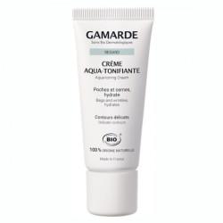 Gamarde Regard Crème Aqua-Tonifiante Bio 20 g