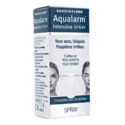 Aqualarm Intensive spray 10 ml