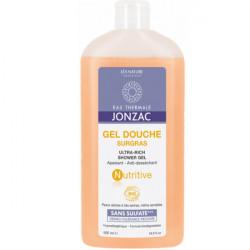 Eau de Jonzac Nutritive Gel Douche Surgras 500 ml