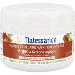 Natessance Masque Capillaire Argan 200 ml