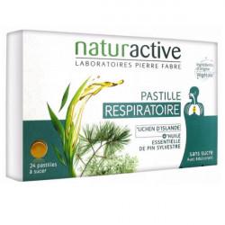 Naturactive Pastille Respiratoire 24 Pastilles