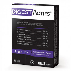 ARAGAN SYNACTIFS DIGESTACTIFS 30 GELULES