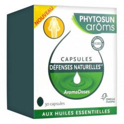 Phytosun Arôms Aromadoses Défenses Naturelles 30 Capsules