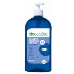 Biosecure Gel Corps et Cheveux 730 ml