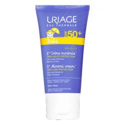 Uriage Bébé 1 ère crème solaire minérale SPF 50+ 50 ml
