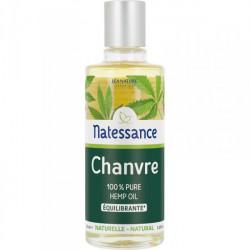 Natessance Huile de Chanvre 100 ml