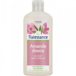 Natessance Crème de Douche Amande Douce 250 ml