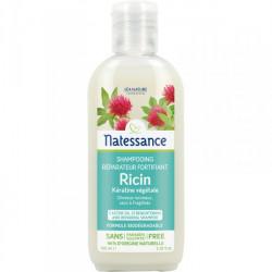 Natessance Shampooing Réparateur Fortifiant Ricin 100 ml