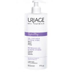 URIAGE GYN-PHY HYGIÈNE INTIME GEL FRAÎCHEUR 500 ML