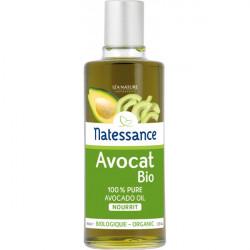 Natessance Huile d'Avocat Bio 100 ml