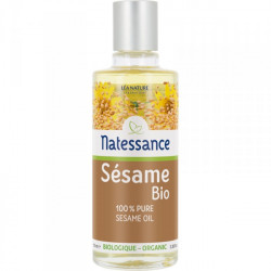 Natessance Huile de Sésame Bio 100 ml