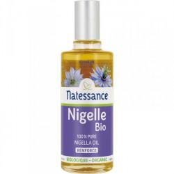 NATESSANCE HUILE DE NIGELLE BIO 50 ML