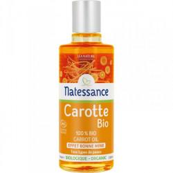 Natessance Huile de Carotte Bio 100 ml