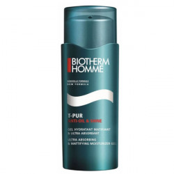 Biotherm Homme T-Pur Anti Oil & Shine Gel Hydratant Matifiant 50 ml
