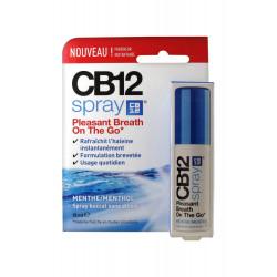 CB12 Spray Buccal Sans Alcool Menthe 15 ml