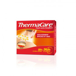 Thermacare 2 Patchs Chauffants Nuque, Epaule et Poignet