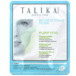 Talika Bio Enzymes Mask Masque Purifiant Seconde Peau 20 g