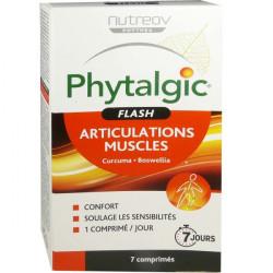 NUTREOV PHYTALGIC FLASH ARTICULATIONS MUSCLES 7 COMPRIMÉS