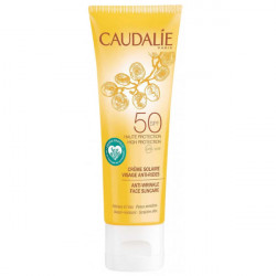 Caudalie Crème Solaire Visage Anti-Rides SPF 50 50 ml