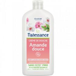 Natessance Crème de Douche Amande Douce 500 ml