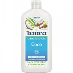Natessance Crème de Douche Coco Bio 500 ml