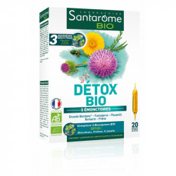 SANTAROME DETOX BIO AMP 20