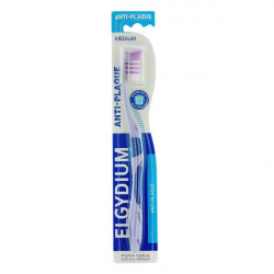 Elgydium Anti-Plaque brosse à dents medium