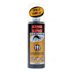 Cinq sur cinq Famille Lotion anti-moustique 100 ml