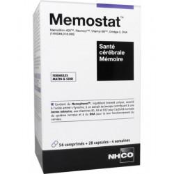 NHCO MEMOSTAT 56 COMPRIMES + 28 CAPSULES
