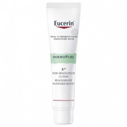 Eucerin DermoPure K10 Soin Rénovateur Cutané 40 ml