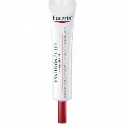 Eucerin Hyaluron-Filler + Volume-Lift Soin Contour des Yeux SPF 15 15 ml