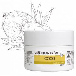 PRANARÔM COCO HUILE VÉGÉTALE BIO 100 ML