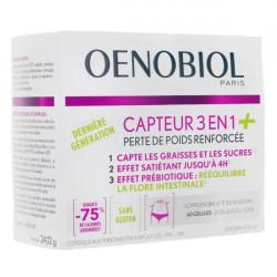 Oenobiol Capteur 3 en 1 Plus 60 gélules