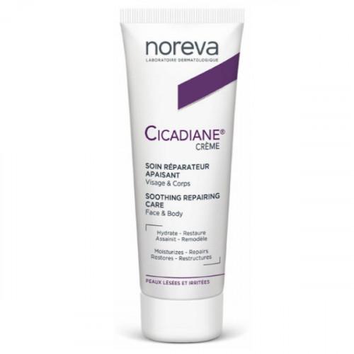 Noreva Cicadiane Crème Soin Réparateur Apaisant 100 ml
