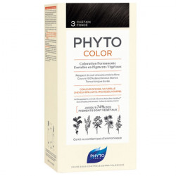 Phyto PhytoColor Kit coloration permanente 3 Châtain Foncé