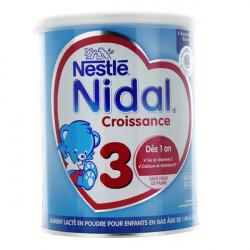 Nidal Croissance lait 3ème âge 800 g