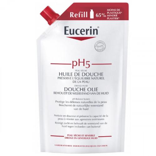 Eucerin pH5 Huile de Douche Recharge 400 ml