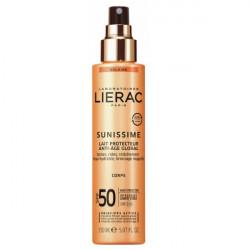 Lierac Sunissime Lait Protecteur Anti-Âge Global SPF 50 150 ml