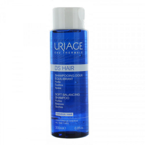 Uriage DS Hair Shampooing doux équilibrant 200 ml