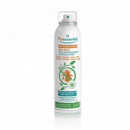 PURESSENTIEL ASSAINISSANT Spray textiles antiparasitaire Fl/150ml