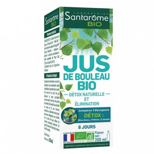 SANTAROME BIO Bouleau Jus 200ml