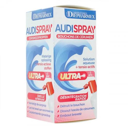 Audispray Ultra solution auriculaire 20 ml