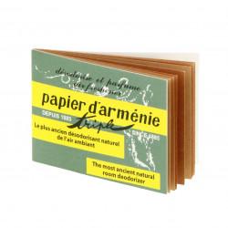 PAPIER D'ARMENIE Papier d'Arménie triple